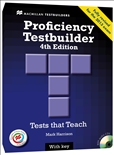 Proficiency Testbuilder with Key and Macmillan Online...
