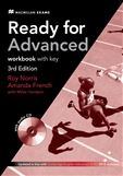 Ready for Advanced Third Edition Workbook with key Pack