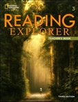 Reading Explorer Third Edition 3 Teacher's Book