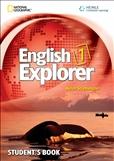 English Explorer 1 Student Book + MultiRom