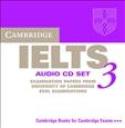 Cambridge IELTS 3 Audio CD