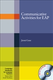 Communicative Activities For EAP Paperback + CD-ROM