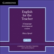 English for the Teacher Audio CD (2)