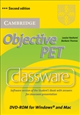 Objective PET Second Edition Classware DVD-Rom