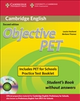 Objective PET For Schools Pack without answers...