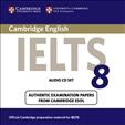 Cambridge IELTS 8 Audio CD (2)