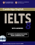 Cambridge IELTS 8 Self Study Pack