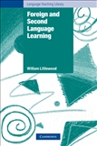 Foreign and Second Language Learning Paperback