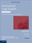 International Legal English Teacher's Book Second Edition