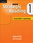 Strategic Reading Second edition Level 1 Teacher's Book