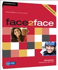 Face2Face Elementary Second Edition Workbook with Key