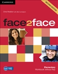 Face2Face Elementary Second Edition Workbook without Answer Key