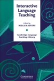 Interactive Language Teaching Paperback