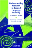 Understanding Research in Second Language Learning Paperback