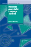 Discourse Analysis for Language Teachers Paperback