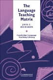 Language Teaching Matrix Paperback