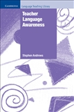 Teacher Language Awareness Paperback