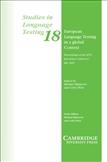 European Language Testing in a Global Context...