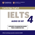 Cambridge IELTS 4 Audio CD