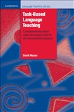 Task-Based Language Teaching Paperback