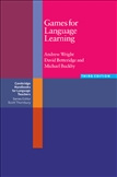 Games for Language Learning Third Edition