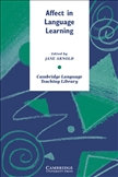 Affect in Language Learning Paperback