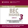 Cambridge BEC Practice Tests Higher 3 Audio CD