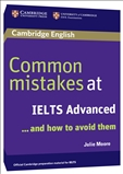 Common Mistakes at IELTS Advanced..and how to avoid them