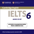 Cambridge IELTS 6 Audio CD