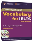 Cambridge Vocabulary for IELTS Book with Answer Key plus Audio CD