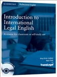 Introduction to International Legal English Student's...