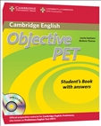 Objective PET Second Edition Student's Book with answers with CD-Rom