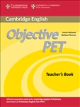 Objective PET Second Edition Teacher's Book