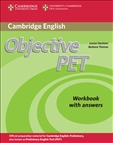 Objective PET Second Edition Workbook with answers