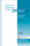 Studies in Language Testing 30 Examining Speaking