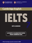 Cambridge IELTS 7 Practice Tests with Answers