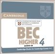 Cambridge BEC Practice Tests Higher 4 Audio CD