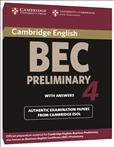 Cambridge BEC Practice Tests Preliminary 4 Student's Book