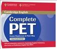 Complete PET Class Audio CDs (2)