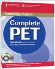 Complete PET Workbook without answers with Audio CD