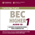 Cambridge BEC Practice Tests Higher 1 Audio CD