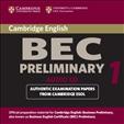 Cambridge BEC Practice Tests Preliminary 1 Audio CD