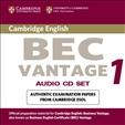 Cambridge BEC Practice Tests Vantage 1 Audio CD