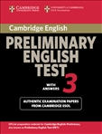 Cambridge Preliminary English Test PET 3 Student's Book...