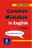 Common Mistakes in English Paperback (New Edition)