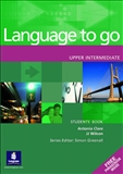 Language to Go Upper Intermediate Student's Book plus Phrasebook