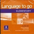 Language to Go Elementary CD