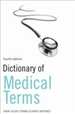 Dictionary of Medical Terms Fourth Edition