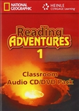 Reading Adventures 1 Beginner CD/DVD