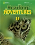 Reading Adventures 3 Pre-intermediate CD/DVD